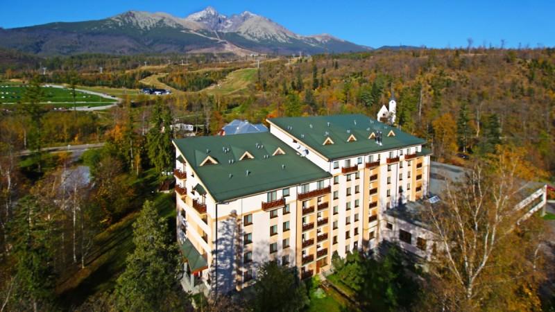 Wellness pobyt vo Vysokých Tatrách s masážou #1