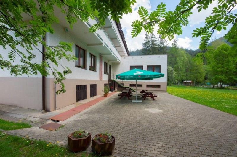 Letný pobyt v Nízkych Tatrách #11