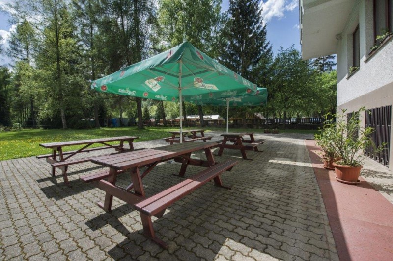 Letný pobyt v Nízkych Tatrách #12