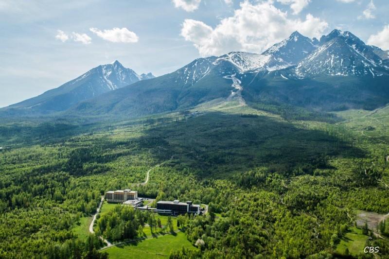 Pobyty Hutník II. (leto+jeseň) vo Vysokých Tatrách s polpenziou #2