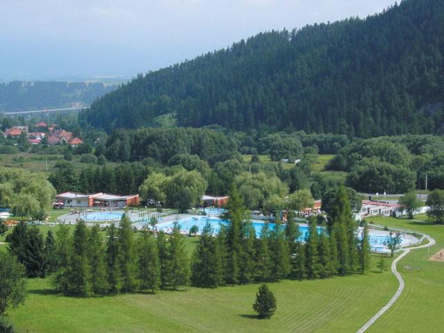 Pobyty MÁJ (leto+jeseň) so vstupom do termálneho bazéna #31