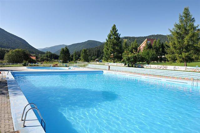 Pobyty MÁJ (leto+jeseň) so vstupom do termálneho bazéna #33