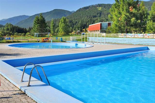 Pobyty MÁJ (leto+jeseň) so vstupom do termálneho bazéna #34