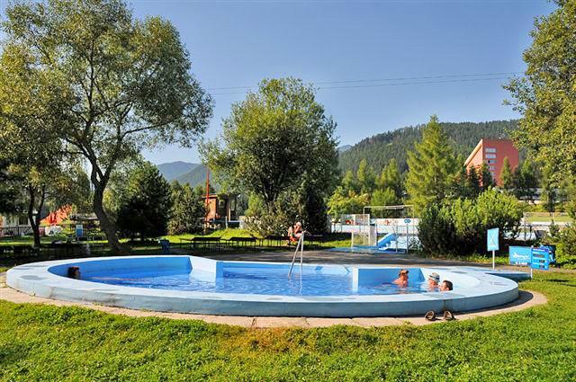 Pobyty MÁJ (leto+jeseň) so vstupom do termálneho bazéna #35