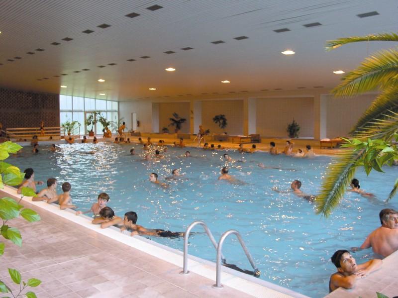 Jesenné prázdniny v Nízkych Tatrách (bazén s termálnou vodou) #15