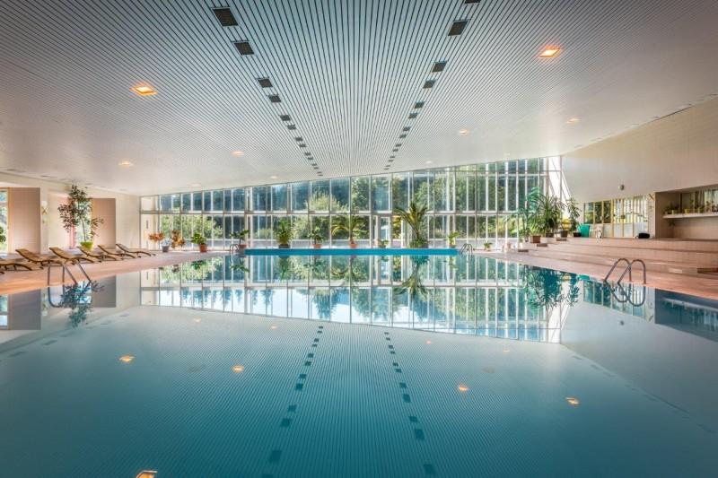 Jesenné prázdniny v Nízkych Tatrách (bazén s termálnou vodou) #18