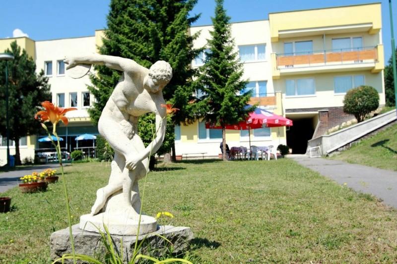 Hotel ŠPORTCENTRUM Bojnice #1
