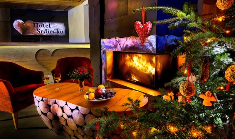Silvester 2019 v Nízkych Tatrách pod Chopkom so vstupom do wellness (sauny, vírivka) #17