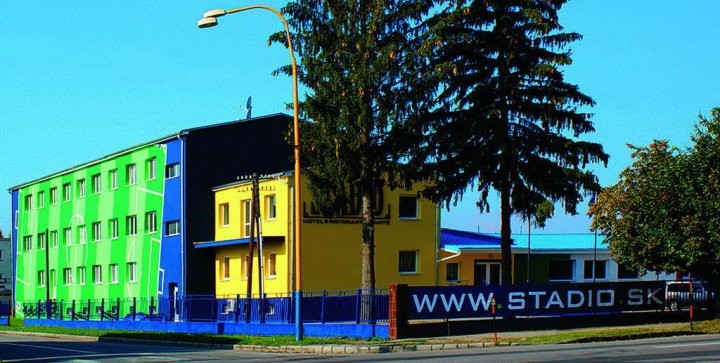 Hotel STADIO #7