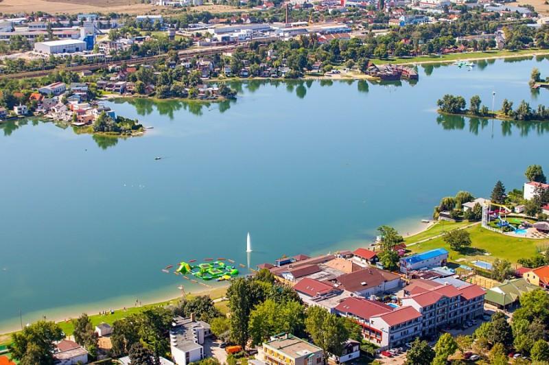 Letní balíček při Slunečních jezerech se vstupem do bazénů a wellness #7