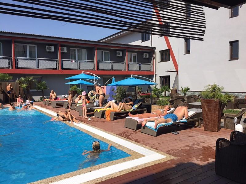 Letní balíček při Slunečních jezerech se vstupem do bazénů a wellness #42