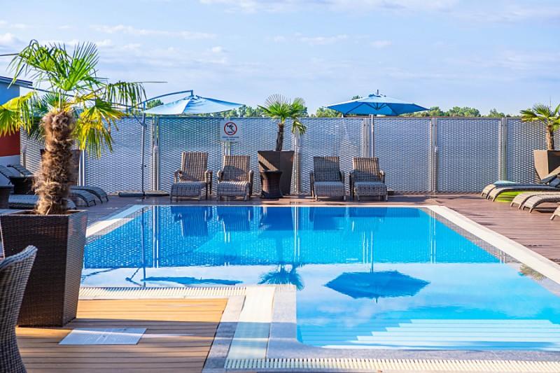 Letný balík pri Slnečných jazerách so vstupom do bazénov a wellness #5