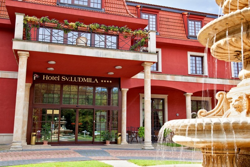 Hotel sv. Ludmila #6