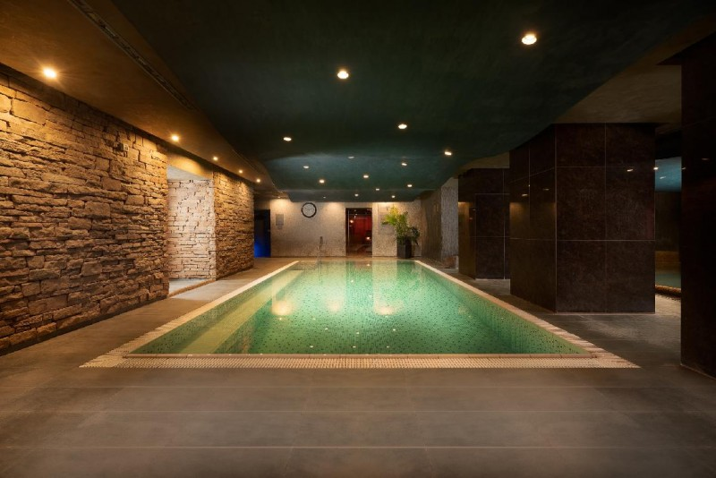 Stay over a week with a thermal pool and unlimited wellness #11