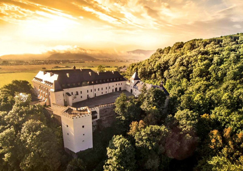Romantický pobyt na zámku #3