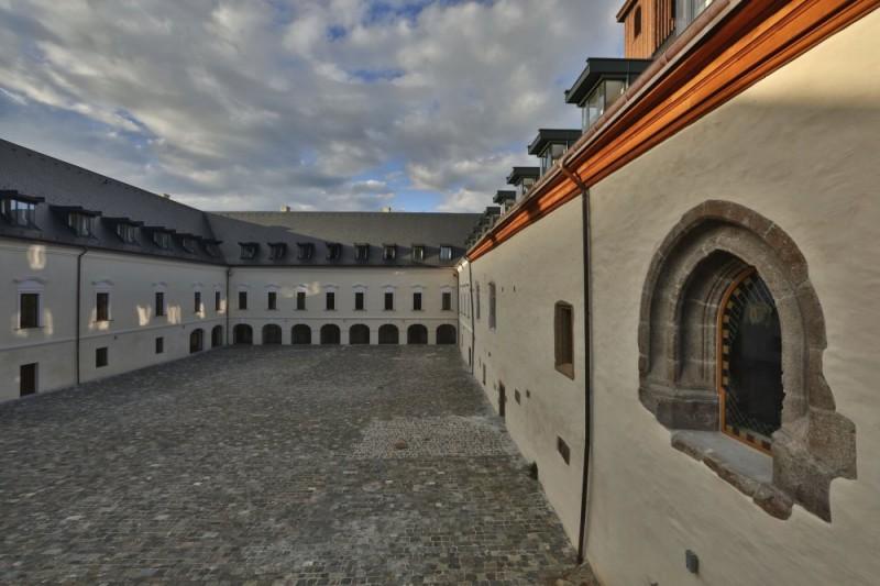 Romantický pobyt na zámku #7