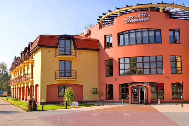 Wellness Hotel THERMAL - Thermal VADAŠ Resort #9