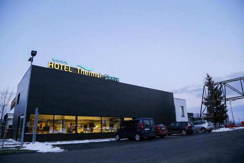 Hotel Thermal ŠÍRAVA #1