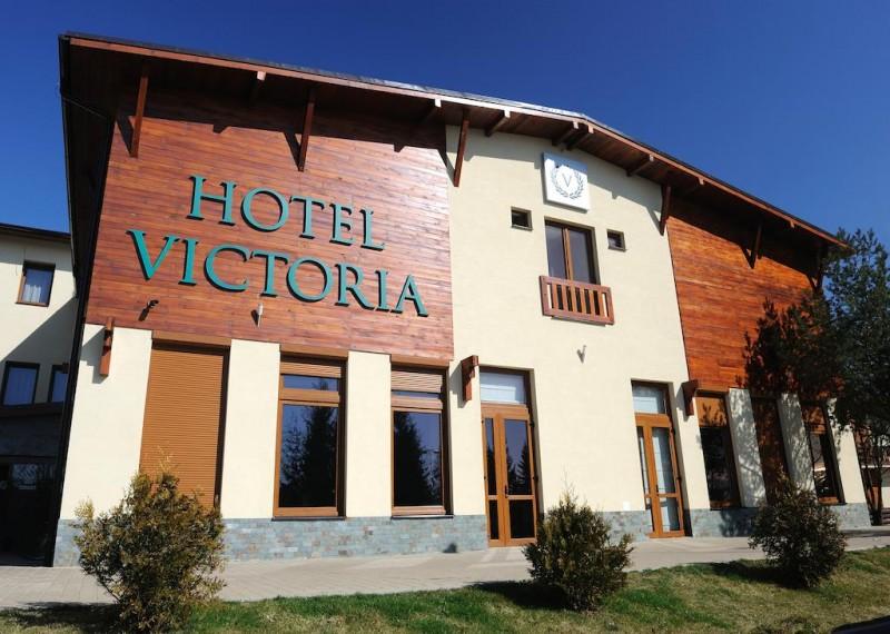 Hotel VICTORIA #1