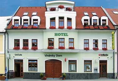Hotel VINÁRSKY DOM #1