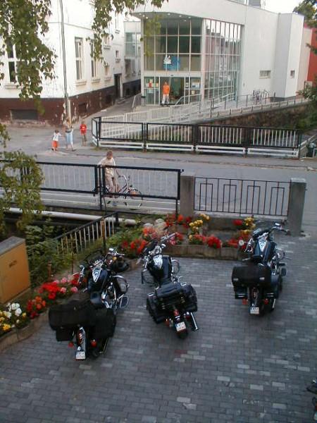 Hotel VYŠEHRAD #8