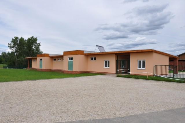 Kemping ZELENÁ VODA - Mobilné domy #7