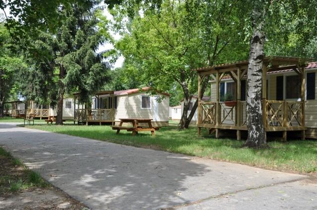 Kemping ZELENÁ VODA - Mobilné domy #5