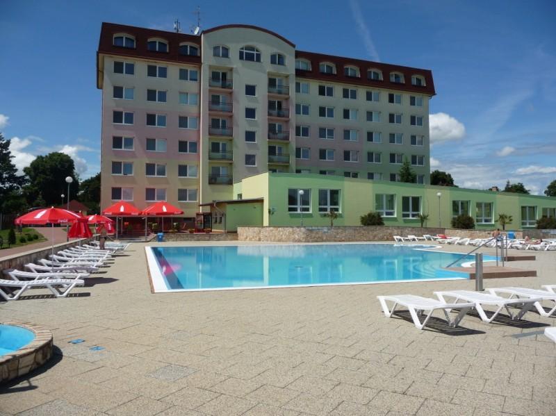 Kúpeľný hotel RIMAVA #1