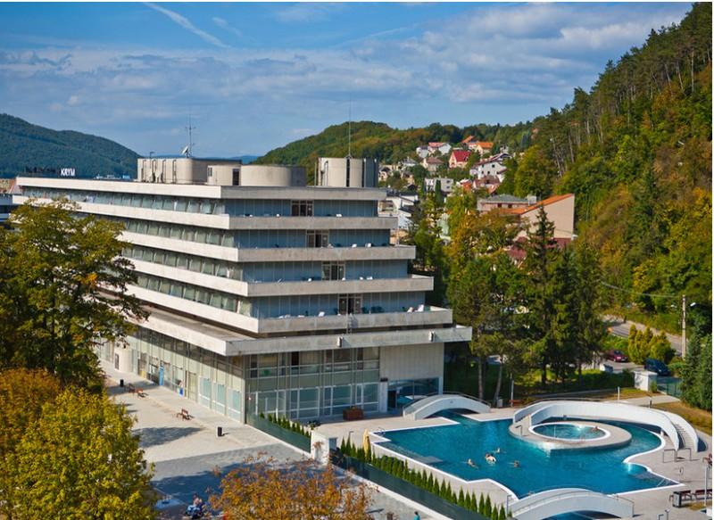 Kúpeľný hotel Krym #1