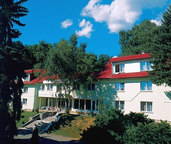 Léčebný dům LUX #1