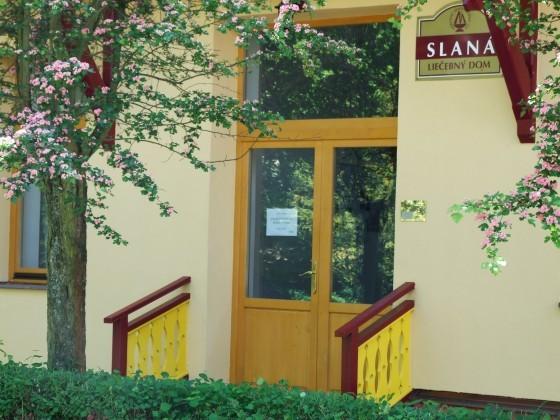 Liečebný dom SLANÁ #9