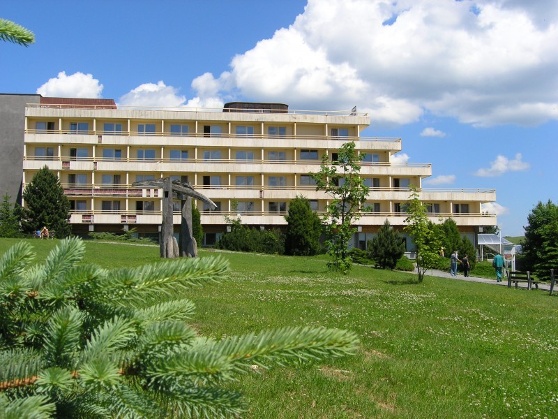 Liečebný dom TRAVERTÍN I. #1