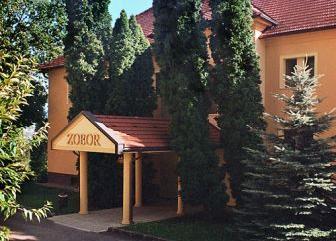 Liečebný dom ZOBOR #1