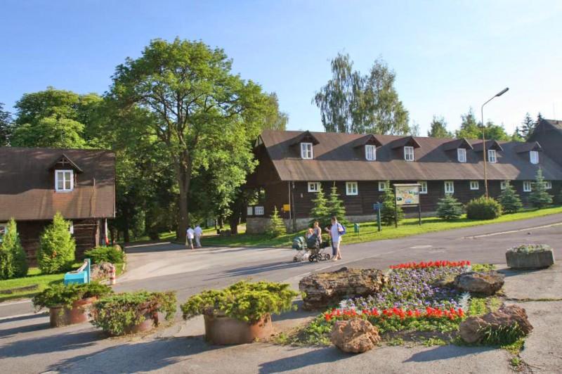 Liečebný hotel ŠVAJČIARSKE DOMČEKY #3