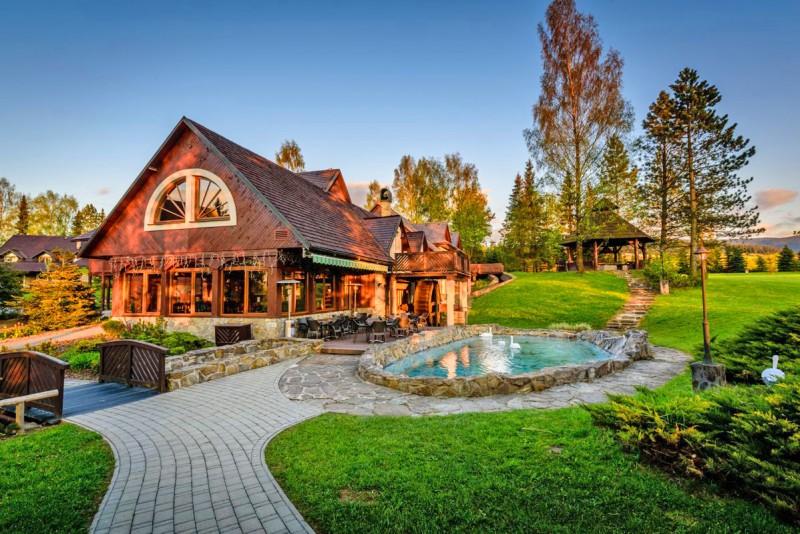 ORAVSKÝ HÁJ Garden Hotel & Resort #1