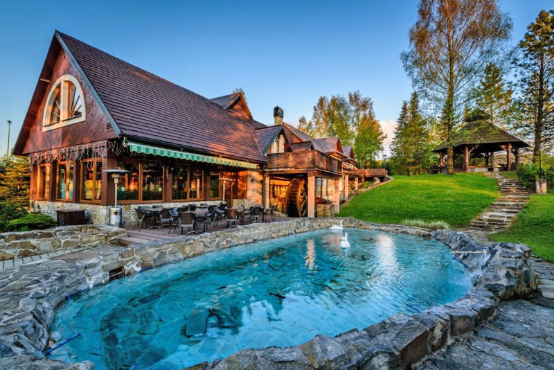 ORAVSKÝ HÁJ Garden Hotel & Resort #2