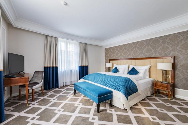 Veľkonočný rodinný wellness pobyt v zámockom hoteli #17