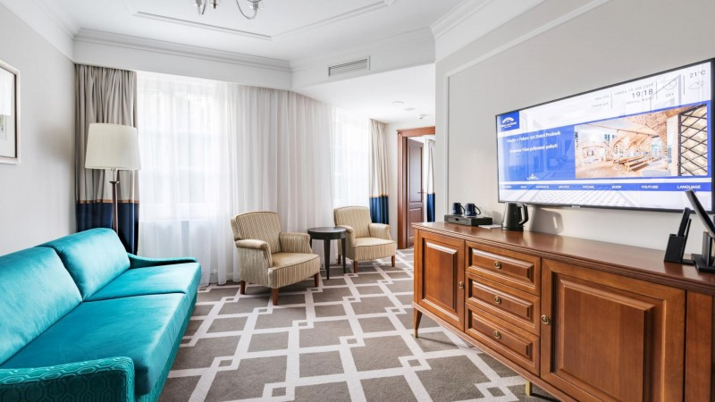 Veľkonočný rodinný wellness pobyt v zámockom hoteli #19
