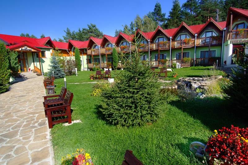 PARK Hotel Čingov #1