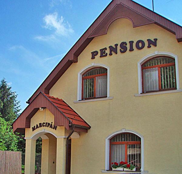 Pension MARCIPÁN + apartmán #1