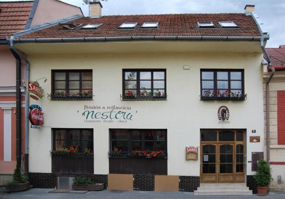 Penzión a reštaurácia U NESTORA #1