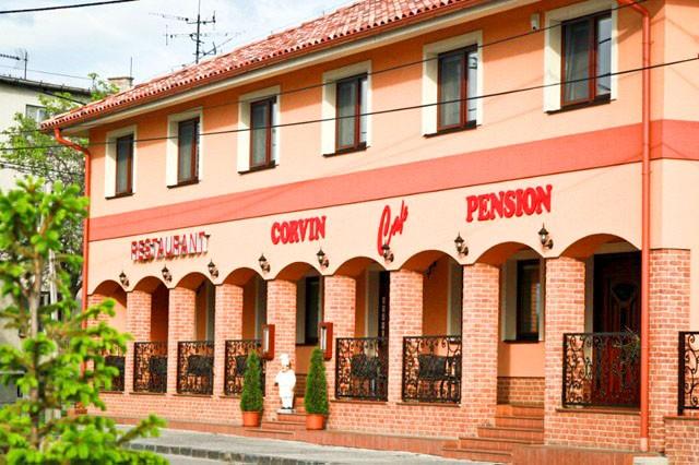 Penzión a Reštaurácia Corvin #26