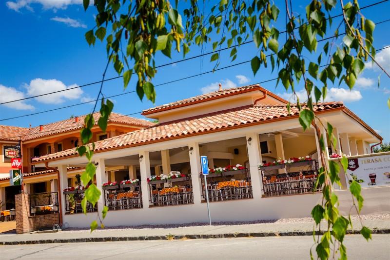 Penzión a Reštaurácia Corvin #3