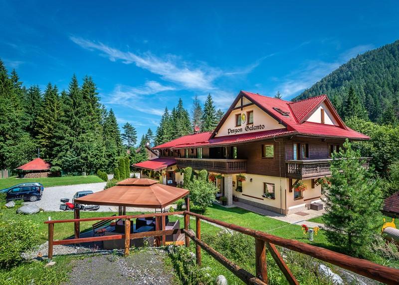 Letný víkendový pobyt v Nízkych Tatrách s procedúrami #1