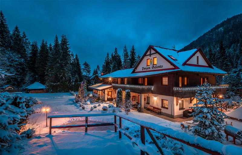 Liptovské Vianoce so slávnostnou večerou a procedúrami (Dieťa do 15 rokov ZDARMA) #2