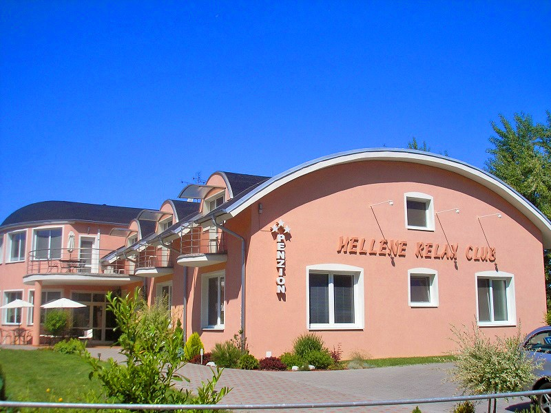Penzión Hellene Relax Club #1