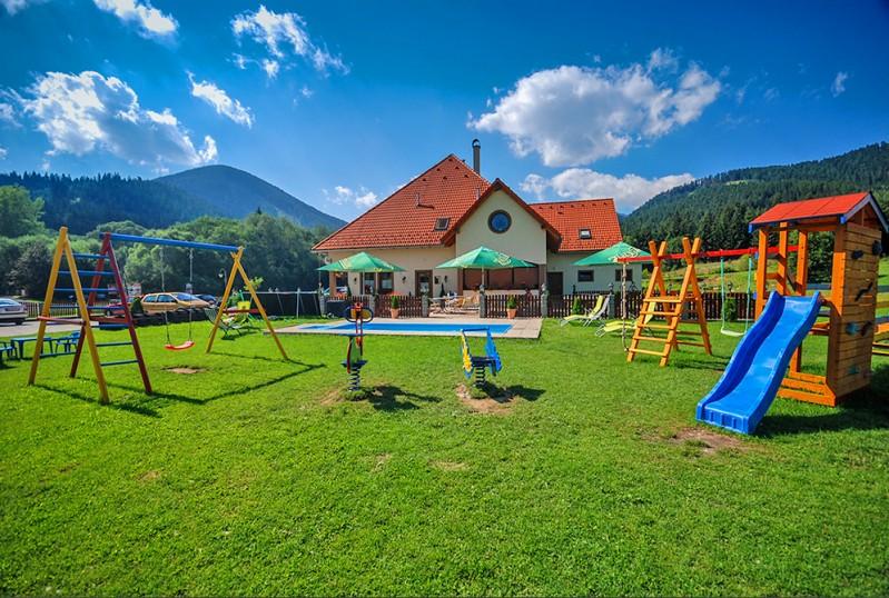 Jesenné víkendy v Nízkych Tatrách - Dieťa do 15 rokov ZADARMO #9