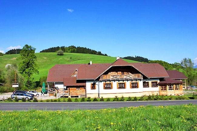 Penzión & Reštaurácia GAZDOVSKÝ DVOR #1
