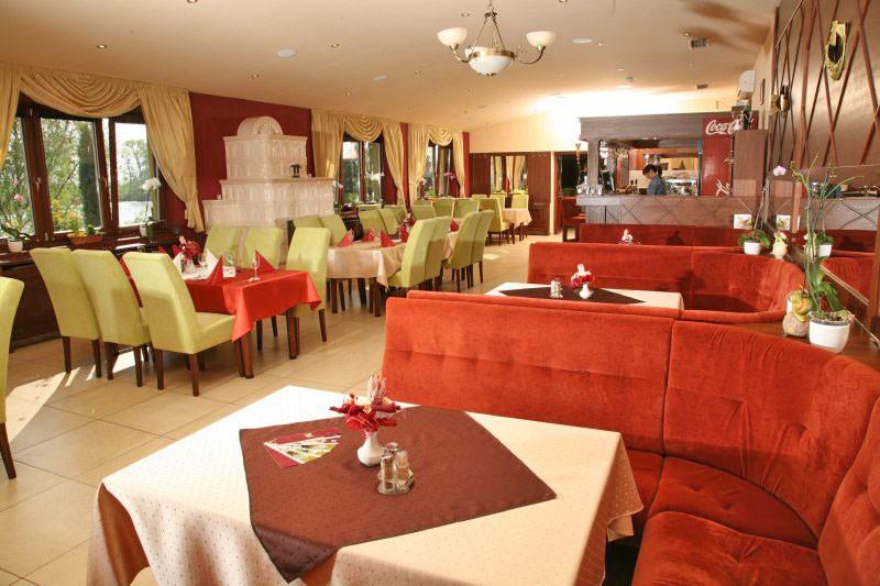 Penzión & Restaurant ZLATÁ RYBA #24