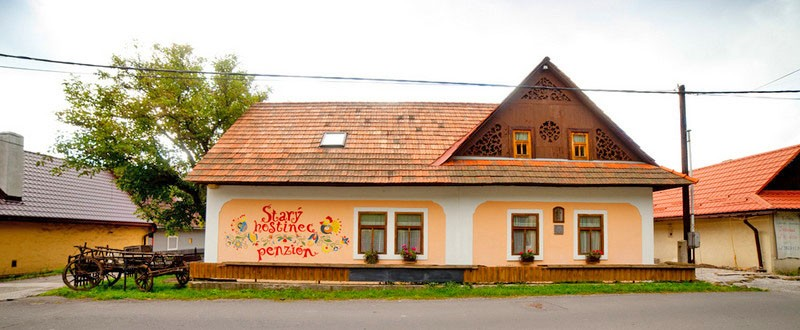 Familienpension STARY HOSTINEC  #3